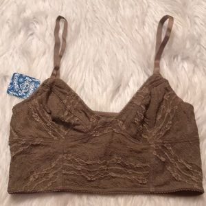 Small Free People Bralette